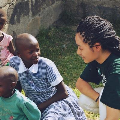 ケニアでチャイルドケア&地域奉仕活動とアフリカ東部サバンナ環境保護 児玉実央